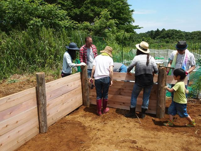 画像3: 収穫が待ちきれない! 秋の味覚サツマイモを植える Farming Event Report【2016.5.29】