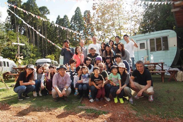 画像6: 食欲全開!秋の味覚に舌鼓 Farming Event Report【2015.10.18】