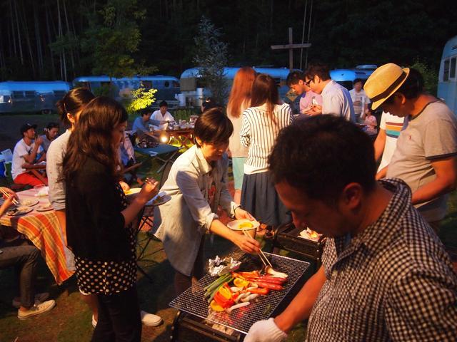 画像1: お泊りファーミングで初夏の自然を満喫! Farming Event Report【2015.6.20〜21】