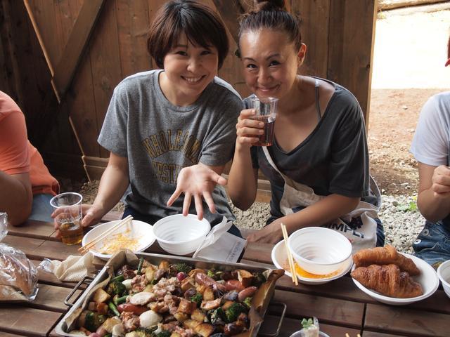画像5: 収穫が待ちきれない! 秋の味覚サツマイモを植える Farming Event Report【2016.5.29】