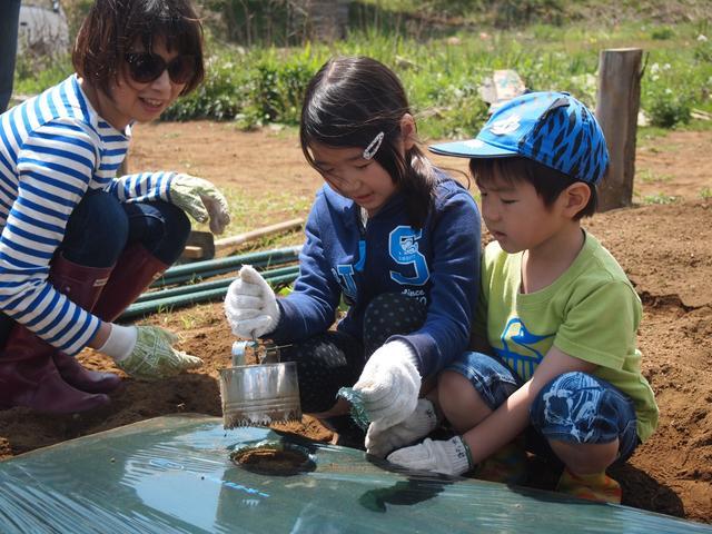 画像3: たけのこ掘れたぞ! おいしいぞ! Farming Event Report【2015.4.26】