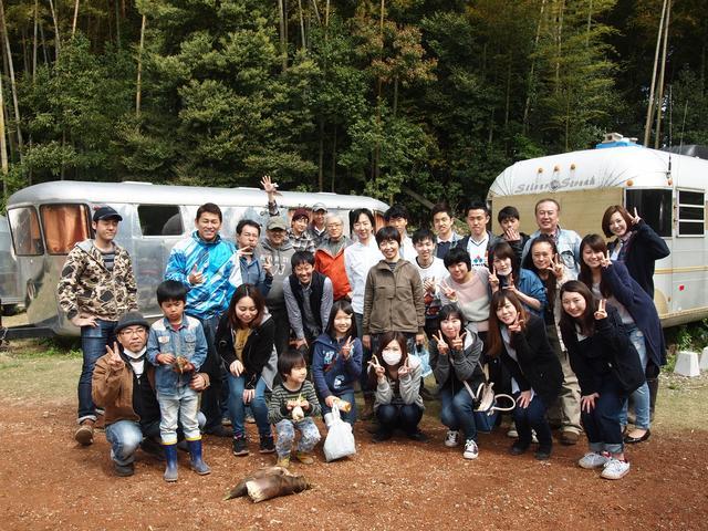 画像7: 夏の畑は大豊作で決定! みんなでジャガイモの芽かき&竹の子狩り Farming Event Report【2016.4.24】