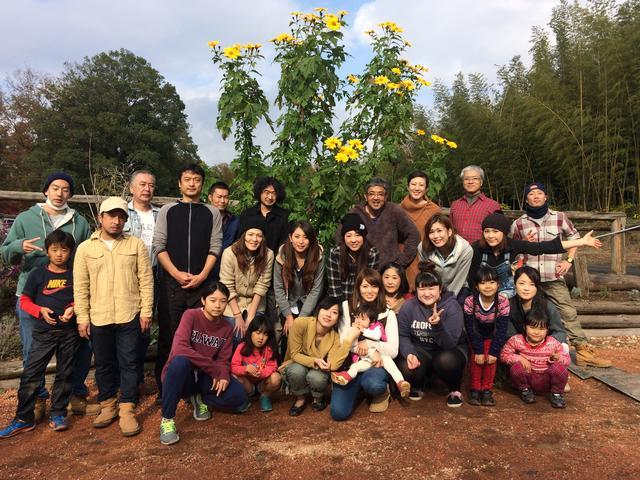 画像7: 軽トラの荷台いっぱいの葉物にビックリ!? Farming Event Report【2014.11.30】