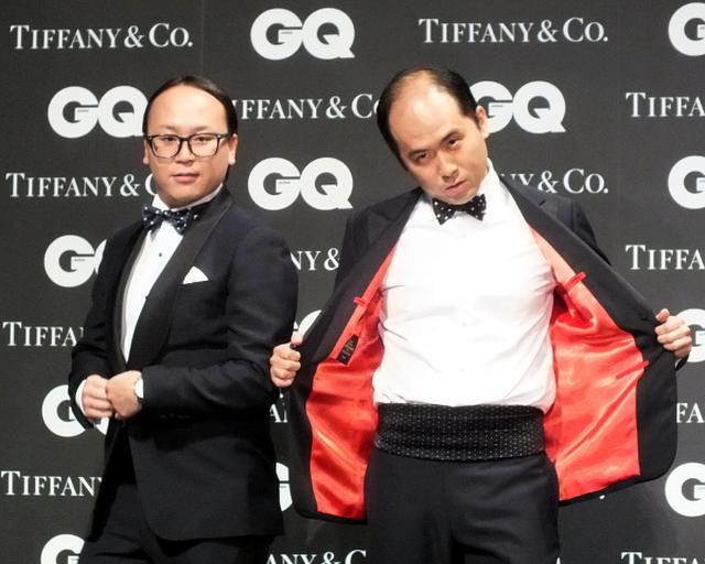 画像: トレエン斎藤、流行語大賞取りへ「どうやって取ろうか」