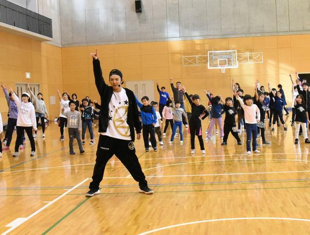 画像1: EXILE 佐藤大樹が福島で「夢の課外授業」
