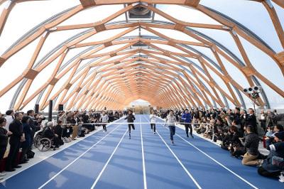 画像: 障がい者スポーツの新スポーツ施設が豊洲に登場