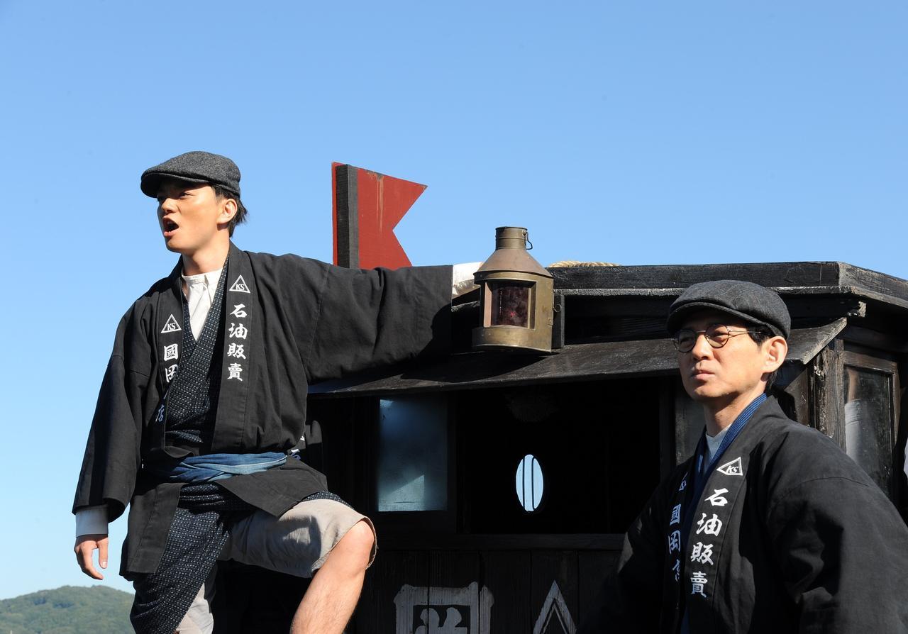 画像: ©2016「海賊とよばれた男」製作委員会 ©百田尚樹/講談社