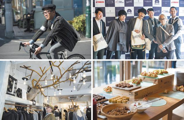 画像2: 日本のこだわりツイード素材も大人気!  『ツイードラン2016』を原宿で開催