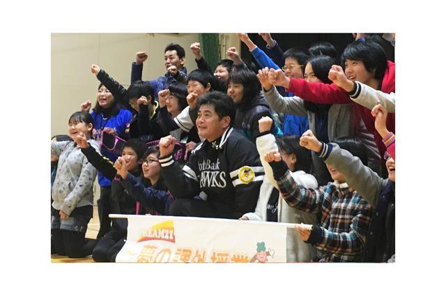 画像1: 「夢の課外授業」賛同者代表である工藤公康監督が12月16日、福岡市の東住吉小学校で夢の課外授業を行いました。工... lojim.jp