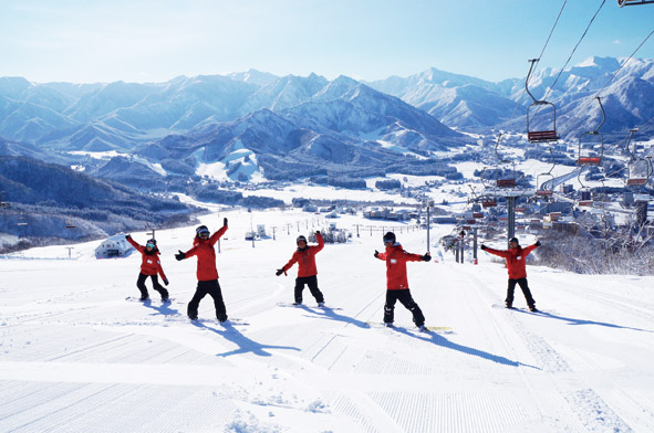 画像: 【読プレ】冬のチョコレートを楽しもう! 上越国際スキー場・岩原スキー場共通1日リフト引換券