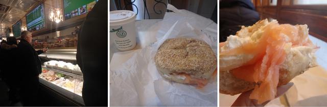 画像2: 一木美里のおいしくたべようの会 vol.22 『カスタマイズ・ベーグルでわかること』 #NY #ベーグル #朝ごパン