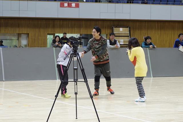 画像1: 劇団EXILE八木将康「こんなに激しいスポーツだとは…」 ブラインドサッカーに挑戦