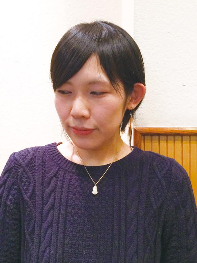 画像: 未亡人をめぐる記憶にまつわる物語 シンクロ少女主宰・名嘉友美