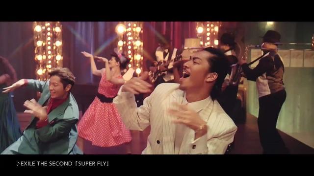 画像: CM「まつ毛美容液」ダンス!EXILE THE SECOND篇 SUPER FLY youtu.be