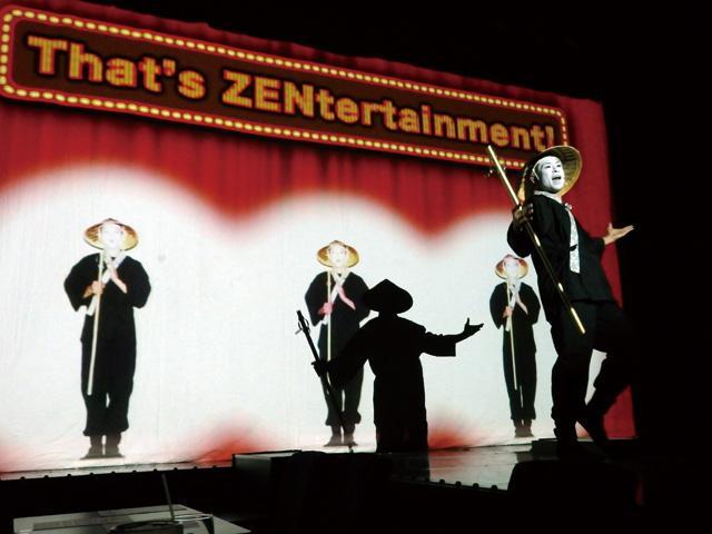 画像: 世界を舞台に活動するSIRO-A。ユニークな演出でつかみもばっちり