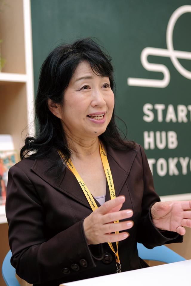 画像: スタートアップ企業サポートのプロ! 戸田江里子 Eriko Toda 得意分野:Webメディア/アプリ開発/インターネットビジネス/プログラミング/マーケティング/教育事業