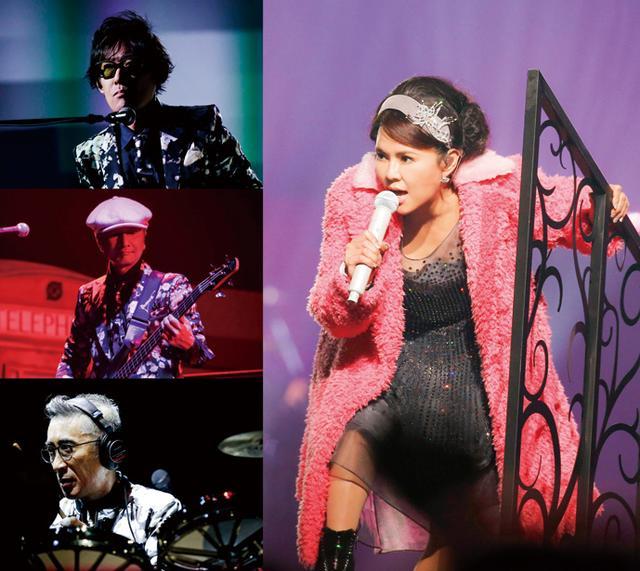 画像: 「REBECCA」28年ぶりのライブツアー開催決定!