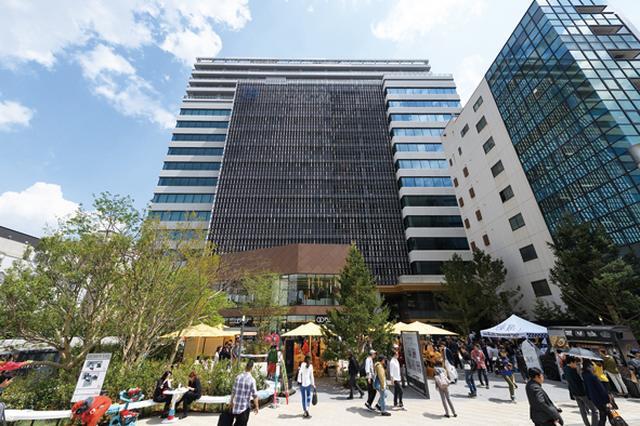 画像: いま渋谷がどんどん楽しくなっている! クリエイティブを通してつながる複合施設が渋谷に誕生
