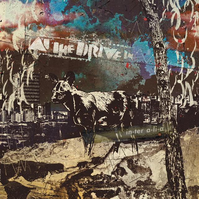 画像: 心地よいアルバム『in・ter a・li・a 』At The Drive In