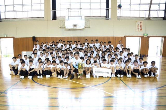 画像5: 三代目JSB 山下健二郎が母校で『夢の課外授業』 「今日の授業が何かのきっかけになれば嬉しい」