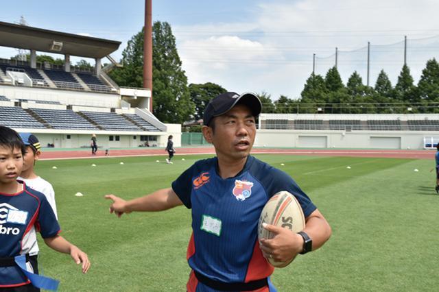 画像3: サッカー、ラグビー、陸上を1日で体験 夢の課外授業スポーツ体験スペシャルinさいたま
