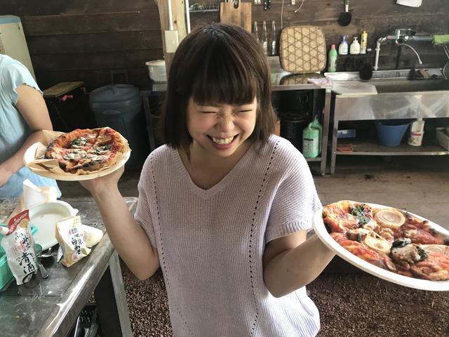 画像2: イノシシ対策は残念な結果に…新ピザ窯で夏野菜ピザ作り! Farming Event Report【2017.8.27】