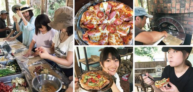 画像3: イノシシ対策は残念な結果に…新ピザ窯で夏野菜ピザ作り! Farming Event Report【2017.8.27】