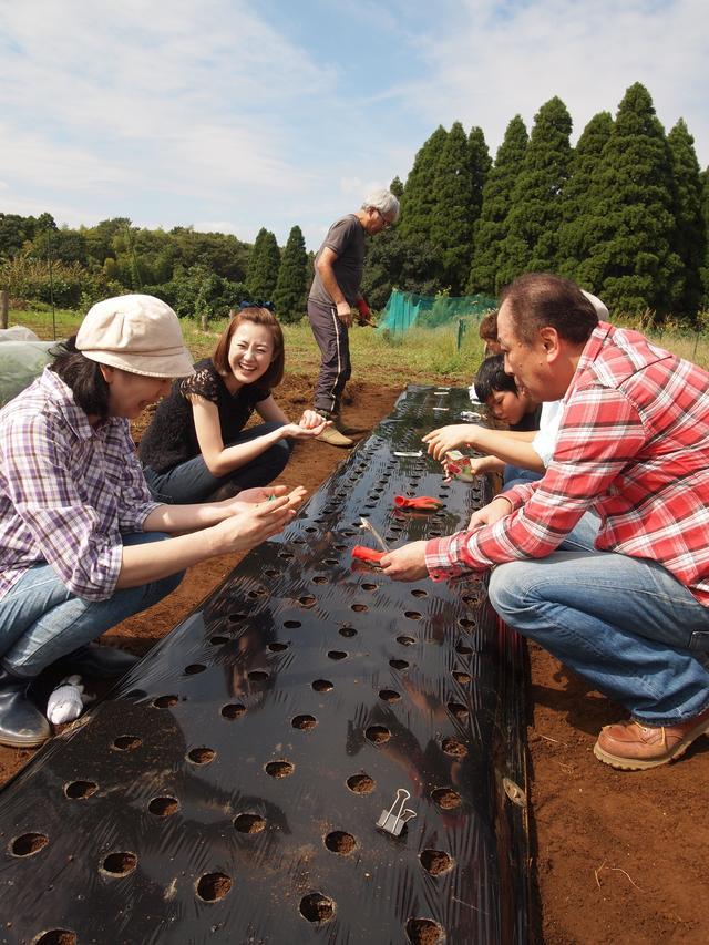 画像1: Farming Garden in リソル生命の森 イベントリポート