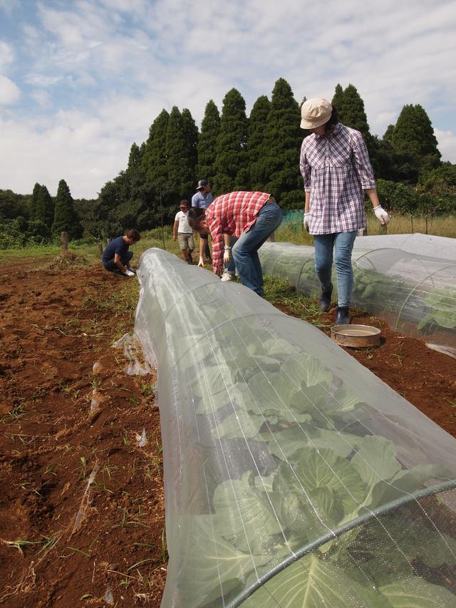 画像2: Farming Garden in リソル生命の森 イベントリポート