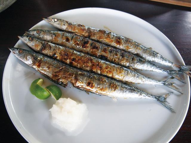 画像1: 秋の味覚・秋刀魚の炭火焼きに、謎の本格トルコ料理が乱入!? Farming Event Report【2017.9.24】