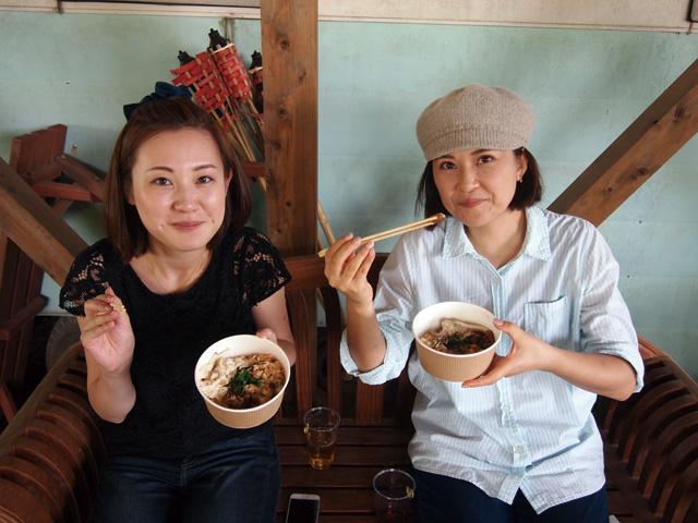 画像7: 秋の味覚・秋刀魚の炭火焼きに、謎の本格トルコ料理が乱入!? Farming Event Report【2017.9.24】