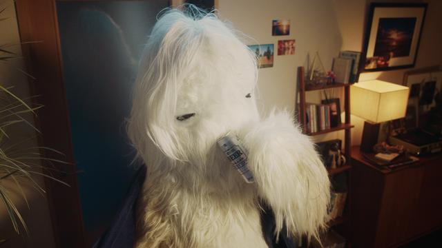"""画像2: 滝沢秀明に忍び寄る、気になる存在 白髪の化身""""シラガー"""""""