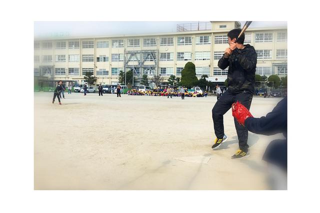 画像: ソフトバンクホークスの和田毅先生を迎えて夢の課外授業。