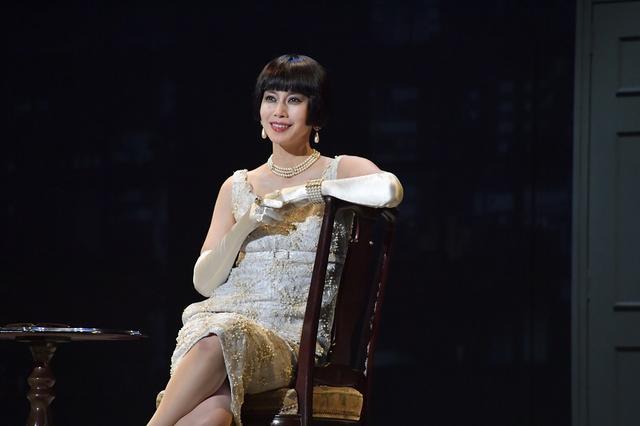 画像: 舞台『黒蜥蜴』中谷美紀の女盗賊役にゾクリ