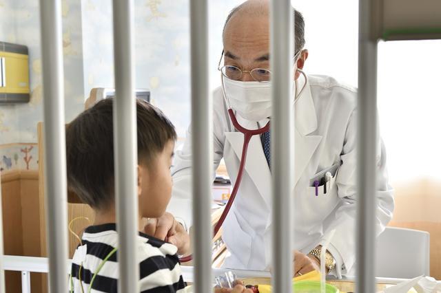 画像: クラウドファンディングでぜんそくの子どもに新しい治療法を!