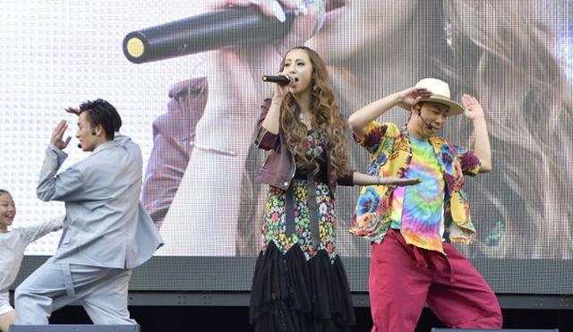 画像: DANCE EARTH PARTY、ライブも東京五輪も「盛り上げていきましょう!」