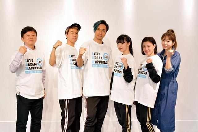 画像: 橘ケンチ&世界「またみんなで踊れる日を信じて」 【JAPAN MOVE UP】3.24OAより