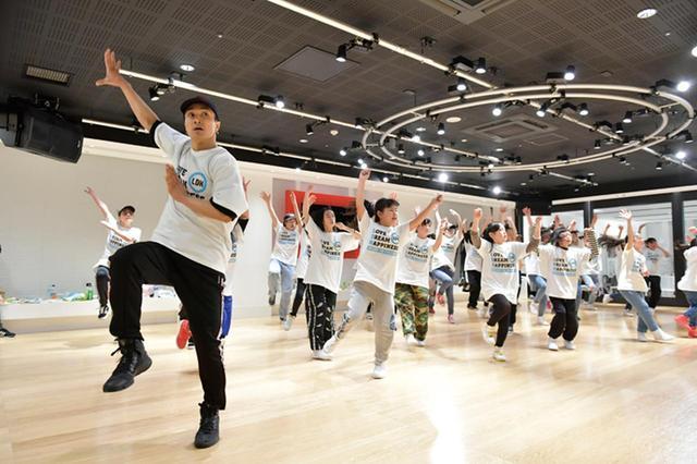 画像1: あの日から7年、ダンスで元気な笑顔を増やしたい 夢の課外授業 SPECIAL in 仙台