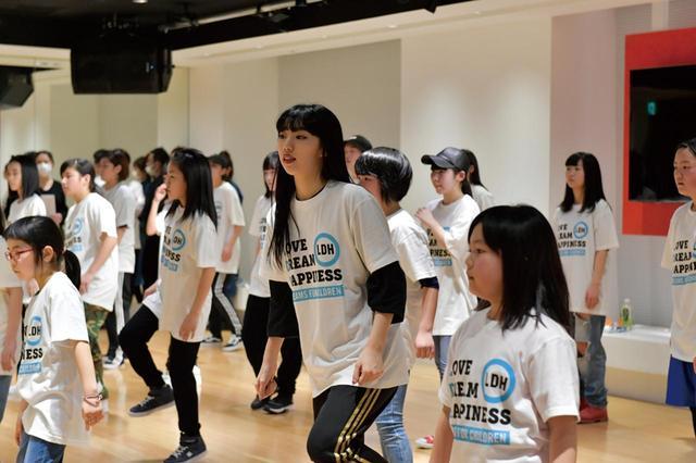 画像4: あの日から7年、ダンスで元気な笑顔を増やしたい 夢の課外授業 SPECIAL in 仙台