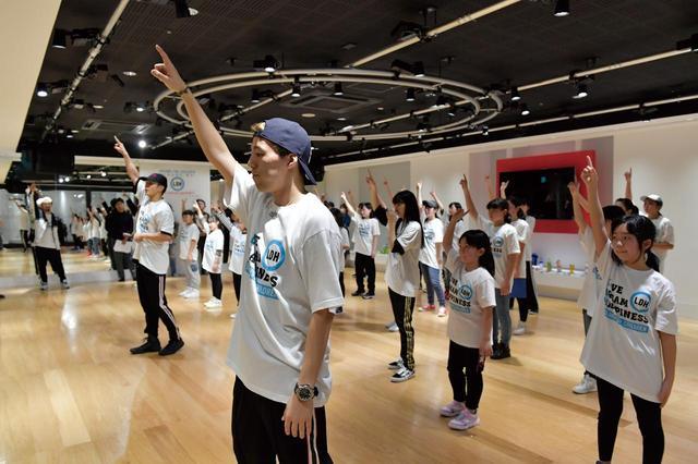 画像2: あの日から7年、ダンスで元気な笑顔を増やしたい 夢の課外授業 SPECIAL in 仙台