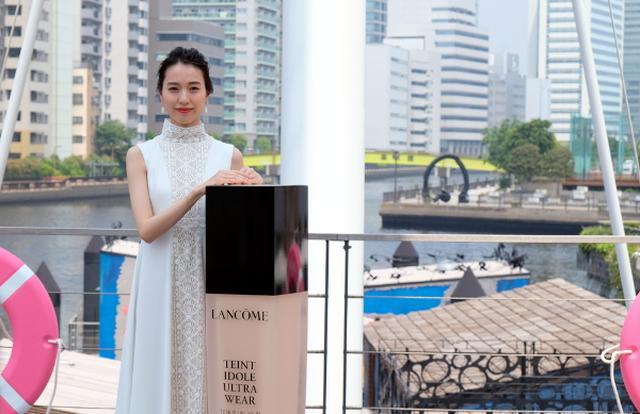 画像: 戸田恵梨香「甘えたい」宣言 ファンデPRイベントで矛盾トーク