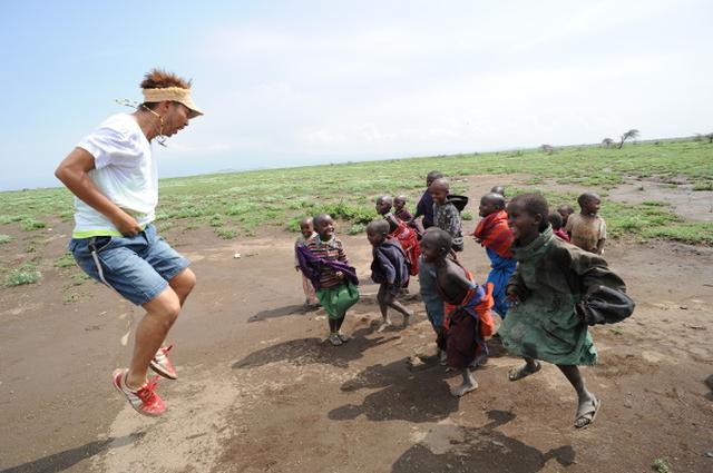 画像: EXILE ÜSAが国連WFPサポーターに 飢餓のない世界の実現目指す