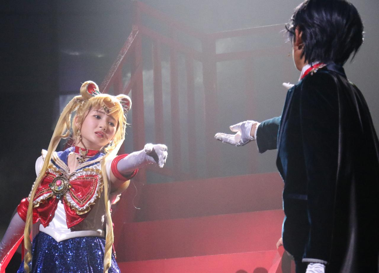 画像: 舞台版「セーラームーン」で乃木坂46覚醒
