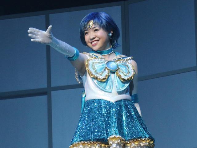 画像: セーラーマーキュリー(水野亜美)役・渡辺みり愛