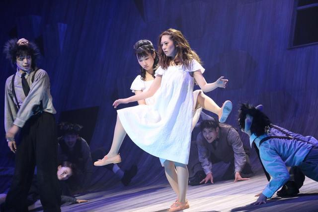 画像1: 乃木坂46・桜井玲香が悲運の双子役に挑戦