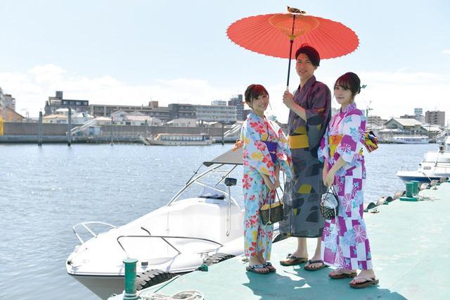 画像2: Tokyo River Cruise!! 江戸情緒あり近未来感ありの川めぐり!
