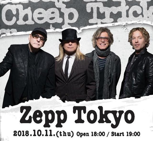 画像2: Cheap trickの振り替え公演が決定!