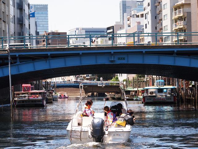 画像: 橋の世界にハマりそう!?【初夏のTOKYOリバークルーズ】