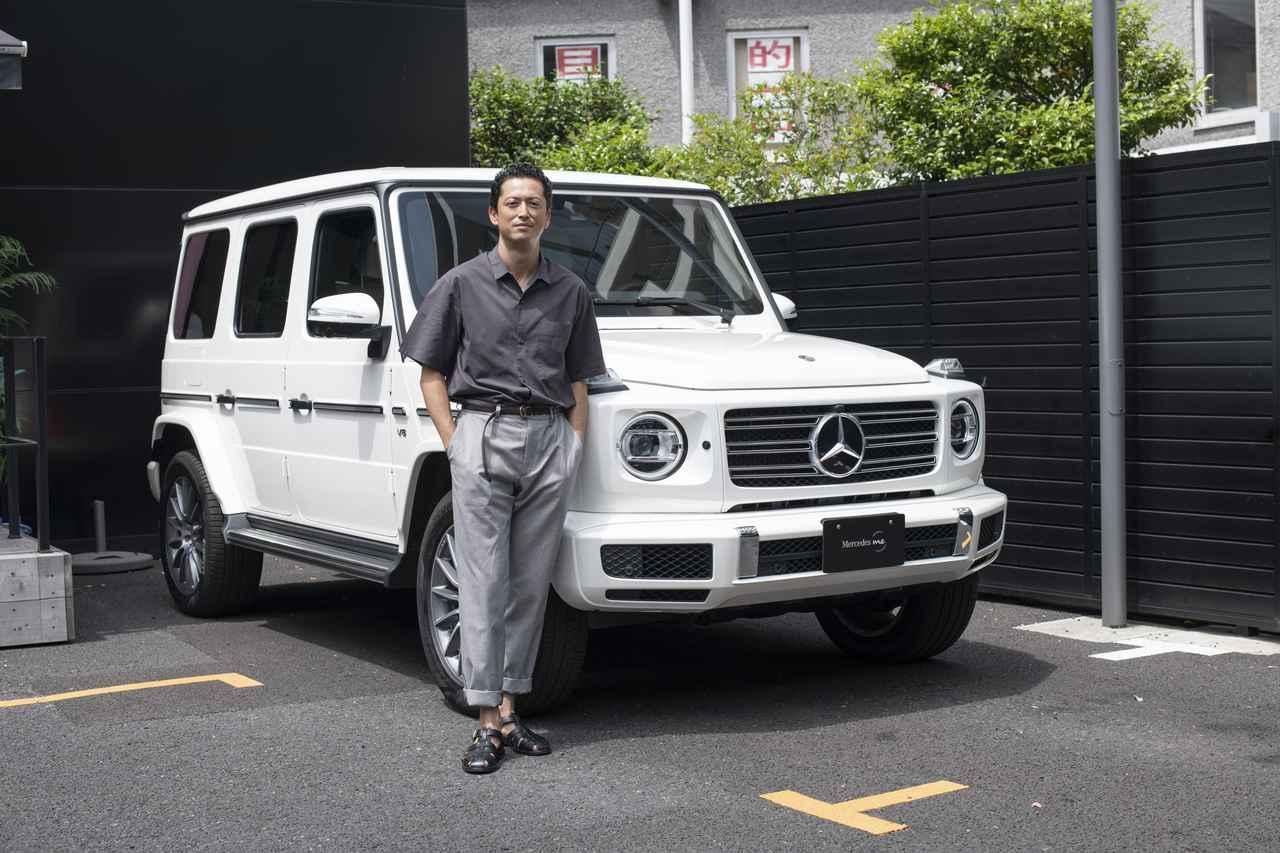 画像: 新型GクラスのラインアップはG 550(1562万円・税込)とMercedes-AMG G 63(2035万・税込)。新型とともに従来型も当面の間、併売される 撮影・辰根東醐