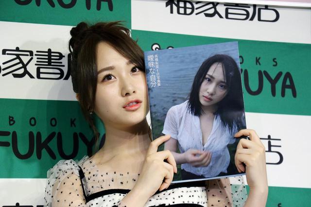 画像1: AKB48 高橋朱里「見えてるか、見えてないか曖昧でいいや」